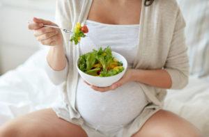 Как питаться при токсикозе беременной