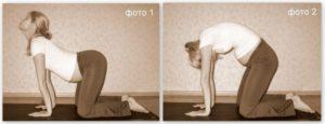 Упражнения чтобы перевернулся ребенок головкой вниз