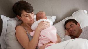 Почему девушка после родов не хочет мужа причины