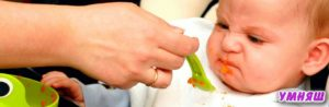 Когда ребенок начинает жевать самостоятельно