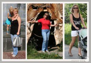 Толстеют или худеют при грудном вскармливании