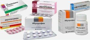 Можно ли ибупрофен при беременности при головной боли