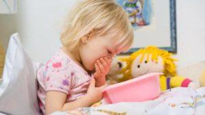 У ребенка рвота каждые 20 минут