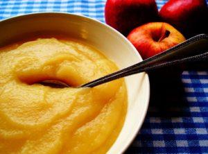 Как сделать яблочное пюре для грудничка