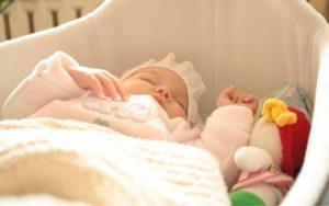 Что новорожденные видят во сне