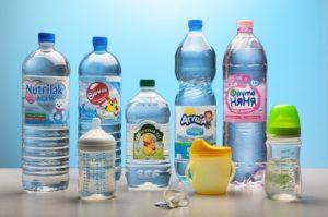 Вода для приготовления детской смеси