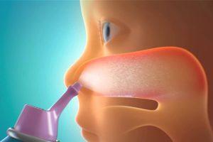 Как промывать нос аквамарисом взрослому