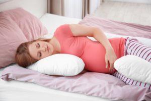 Много сплю во время беременности