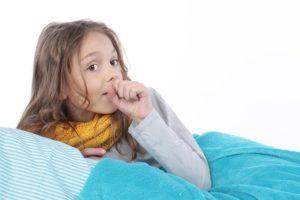 Сухой кашель неделю у ребенка