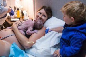 К чему снятся схватки родовые если не беременна