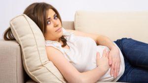 Боли в печени при беременности