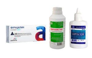 Спринцевание хлорофиллиптом как делать