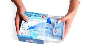 Можно ли промывать нос долфином при беременности
