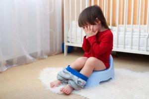 Редкое мочеиспускание у детей причины