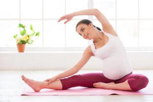 Почему во время беременности нельзя поднимать руки вверх