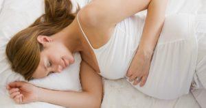 Можно ли во время беременности потягиваться после сна