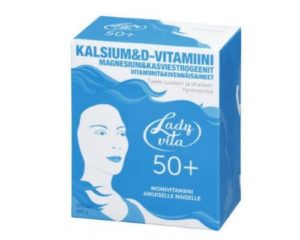 Леди 50 плюс витамины