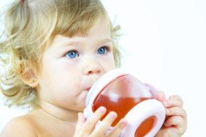 Можно ли давать детям чай