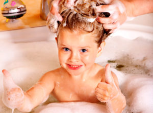 Как часто можно мыть голову ребенку