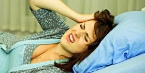 После родов головные боли