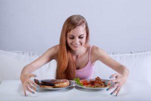 Повышенный аппетит после месячных