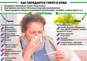 Сколько дней болеют простудой