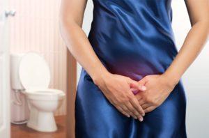После родов при мочеиспускании жжение
