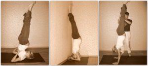 Упражнения для того чтобы ребенок перевернулся головой вниз