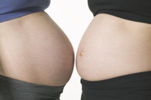 По форме живота определить пол ребенка при беременности