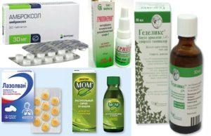 Какие лекарства при простуде можно принимать кормящим мамам