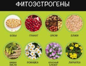 Растительные гормоны для женщин