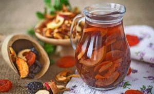 Можно ли пить кормящей маме компот из сухофруктов