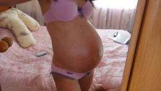 Тянет низ живота при беременности на 38 неделе