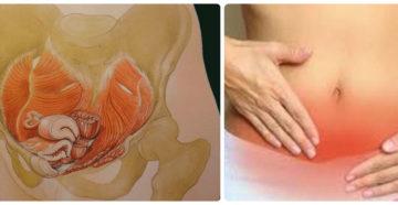 Болит матка при беременности почему